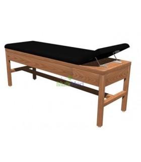 Mesa rigida de madera