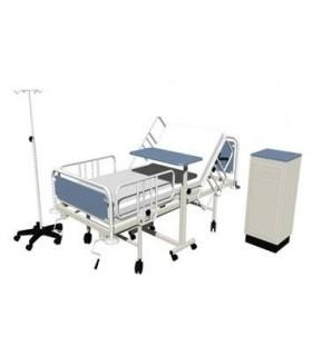 Juego cuarto para hospital