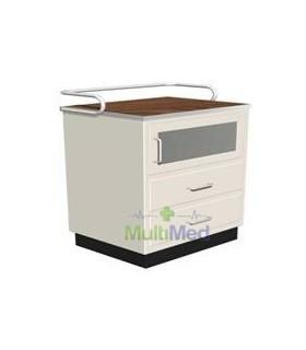 Gabinete sencillo  esmaltado